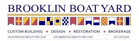 Brooklin Boat Yard Logo