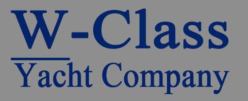 W Class Yacht Company Logo